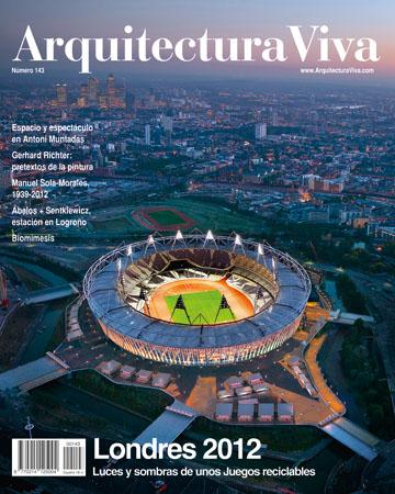 Londres 2012 arquitectura sostenible planta y alzado for Revistas de arquitectura online
