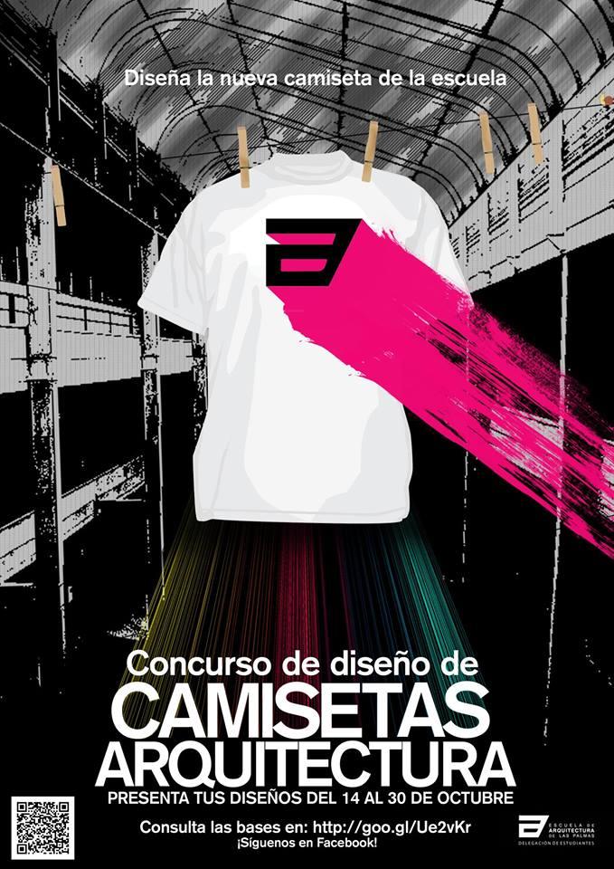 Ganadores del concurso de dise o de camisetas de la - Arquitectura de diseno ...