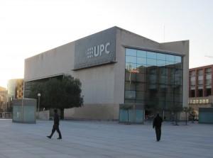 Biblioteca de la UPC
