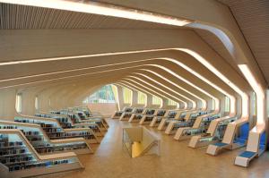 Biblioteca en Vennesla, Noruega