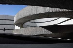 Facultad de Bellas Artes, Universidad de La Laguna, foto de Roland Halbe