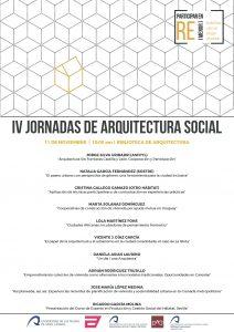 cartel-iv-jornadas-de-arquitectura-social