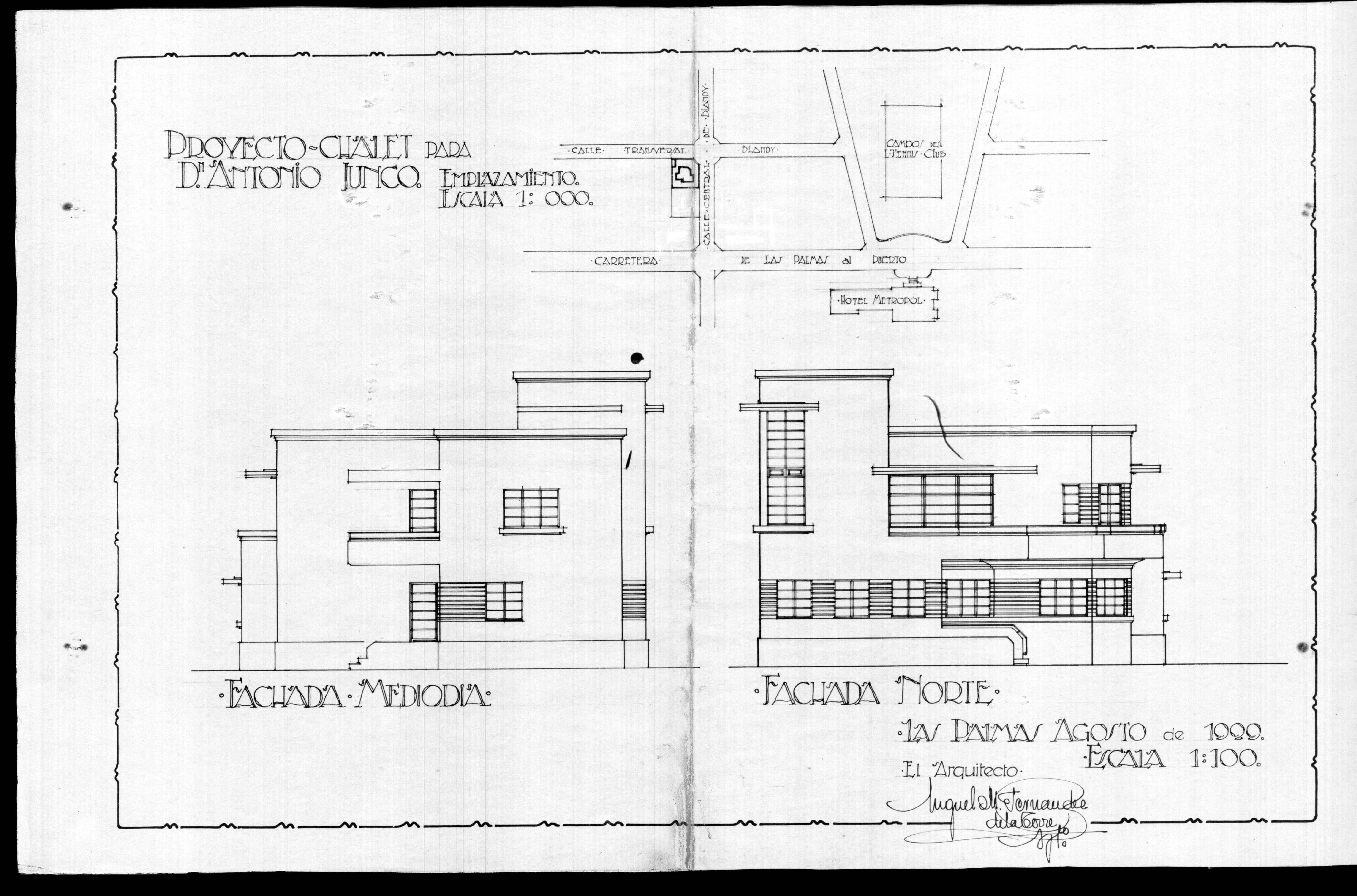 Planta y Alzado – Blog de la Biblioteca de Arquitectura de